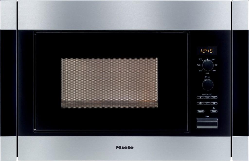 Miele microonde e frigorifero per la cucina di bordo - Forno con microonde integrato ...