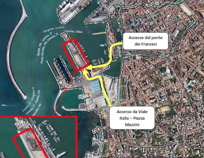 Trofeo accademia navale nuova sede logistica alla porta a - Coop porta a mare livorno ...
