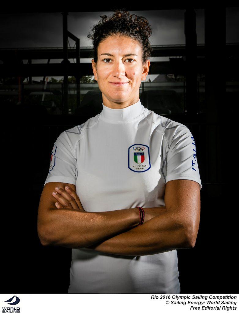 Giulia Conti. Foto Sailing Energy
