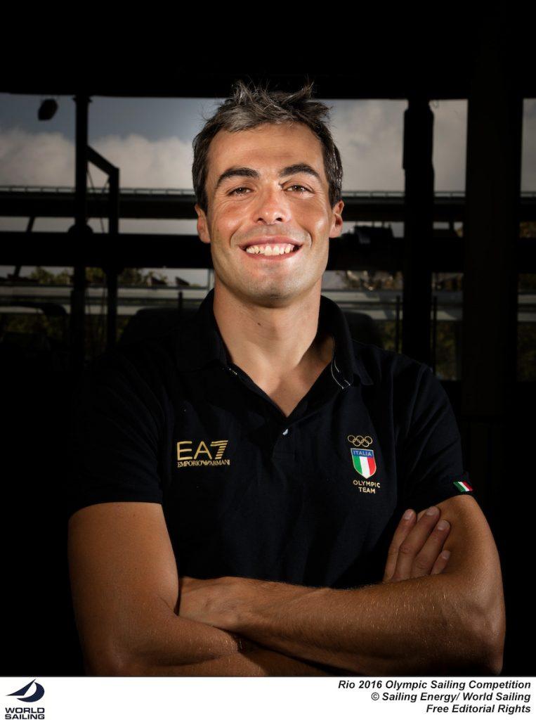 Pietro Zucchetti. Foto Sailing Energy