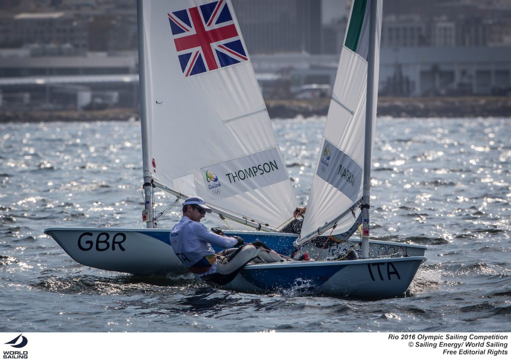 Francesco Marrai. Foto Sailing Energy