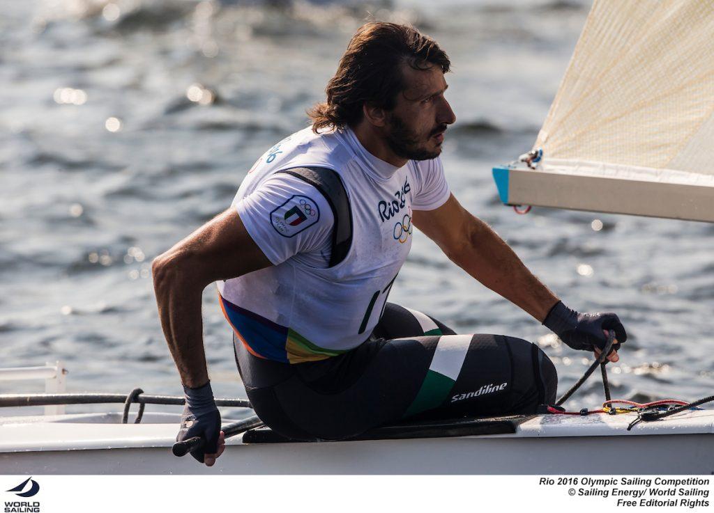 Giorgio Poggi. Foto Sailing Energy
