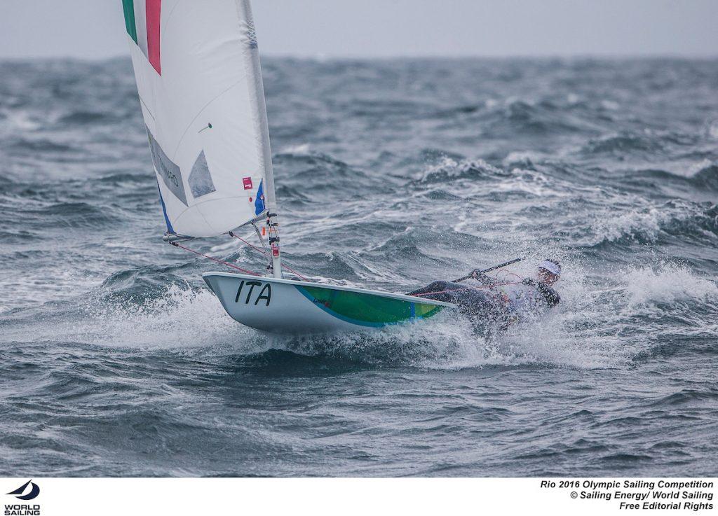 Silvia Zennaro. Foto Sailing Energy