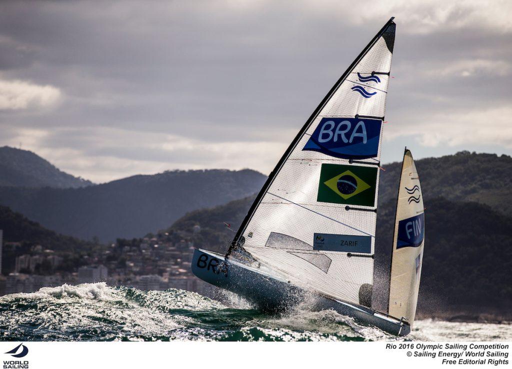 Il brasiliano Zarif. Foto Sailing Energy