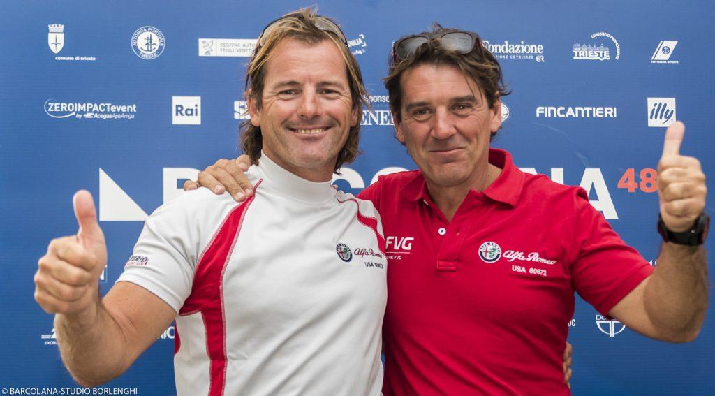 Gabriele e Furio Benussi
