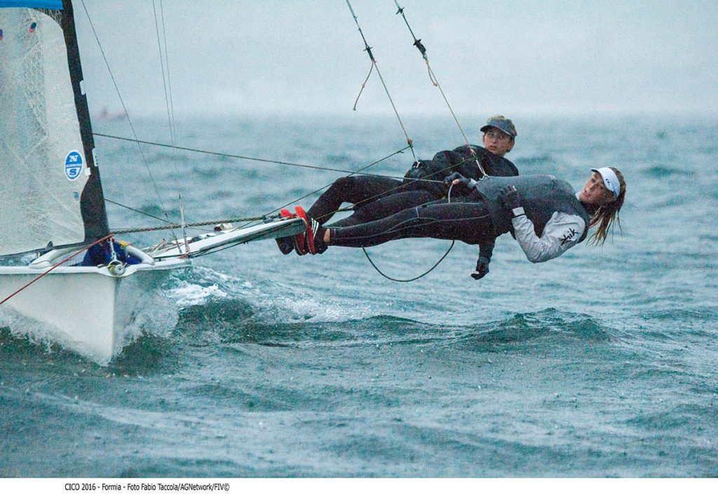 Sailing in the rain... Foto Taccoia