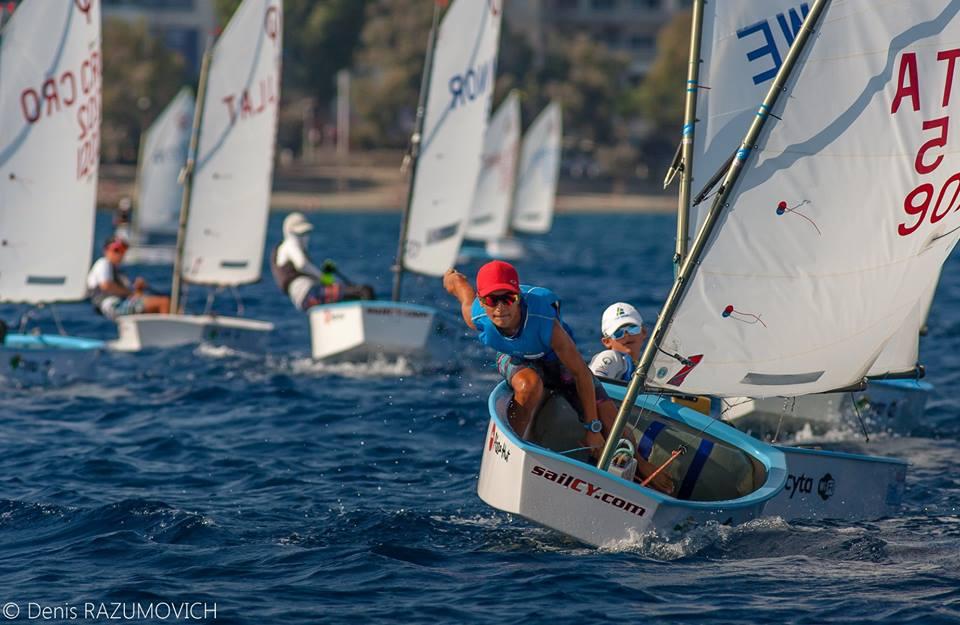 Marco Gradoni did it again... Mondiale Optimist per il secondo anno consecutivo